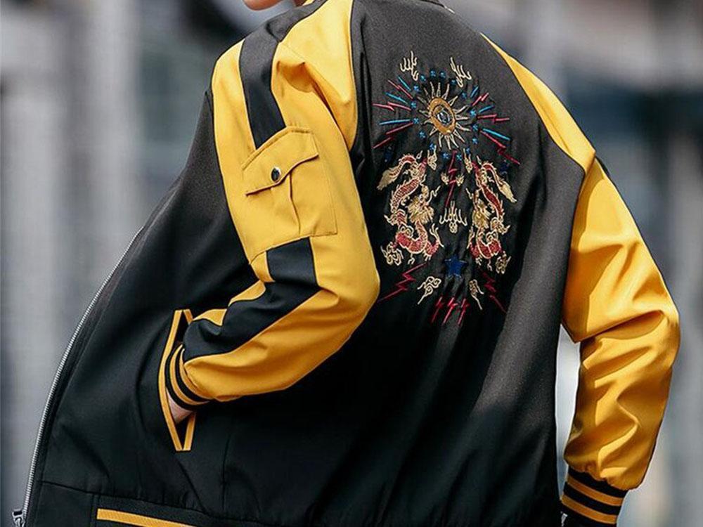 Машинная вышивка на куртках, ООО «Зиг Заг»