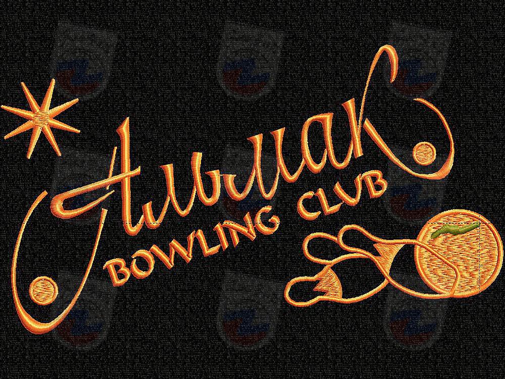 Вышитый логотип