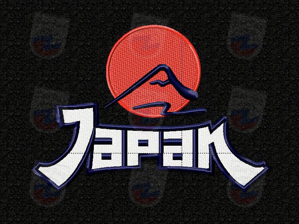 Вышитый логотип на заказ